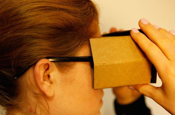 Картонные VR-наборы от DODOcase