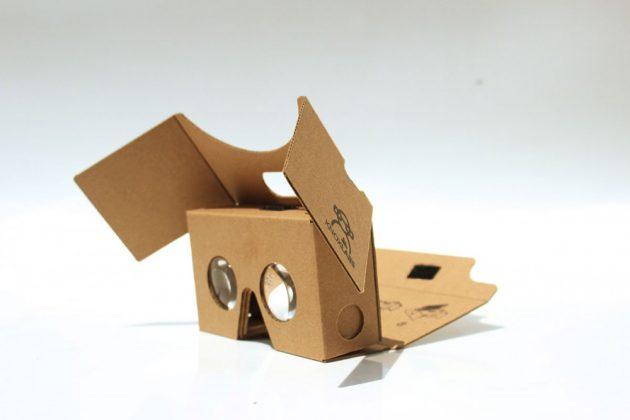 Google Cardboard от компании Knox