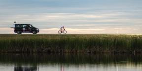 6 советов профессионала, как проехать 9 200 км на велосипеде и выжить