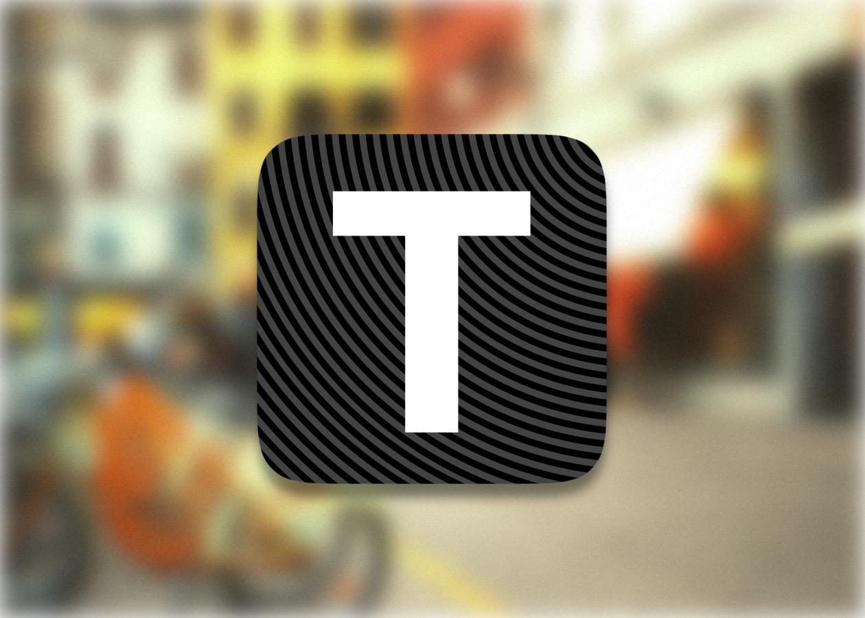Topia позволяет создавать великолепные обои для iPhone на основе спутниковых снимков