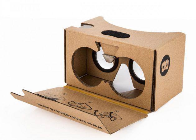 Шлемы виртуальной реальности от I am Cardboard