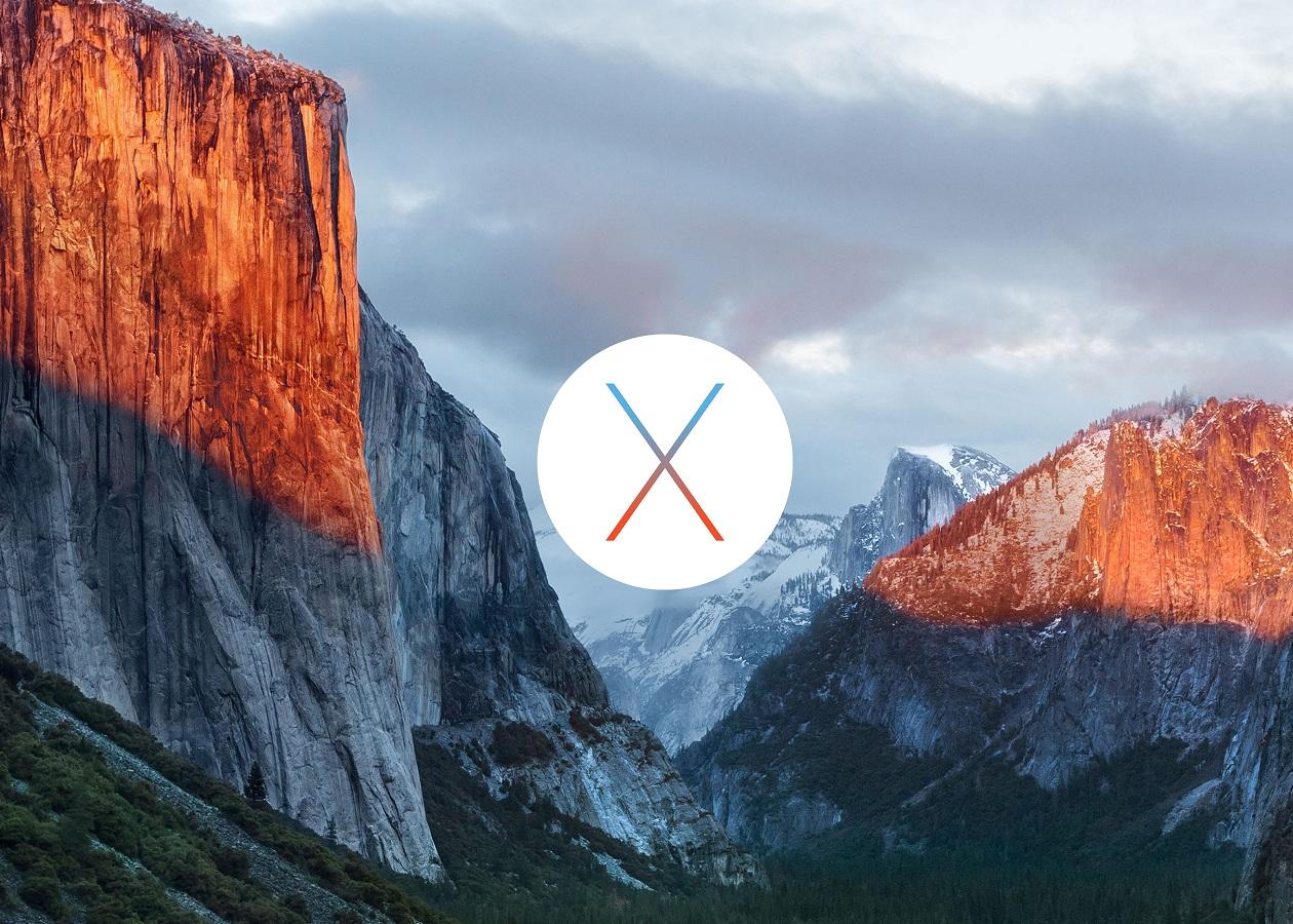 Apple выпустила третью публичную бета-версию OS X El Capitan