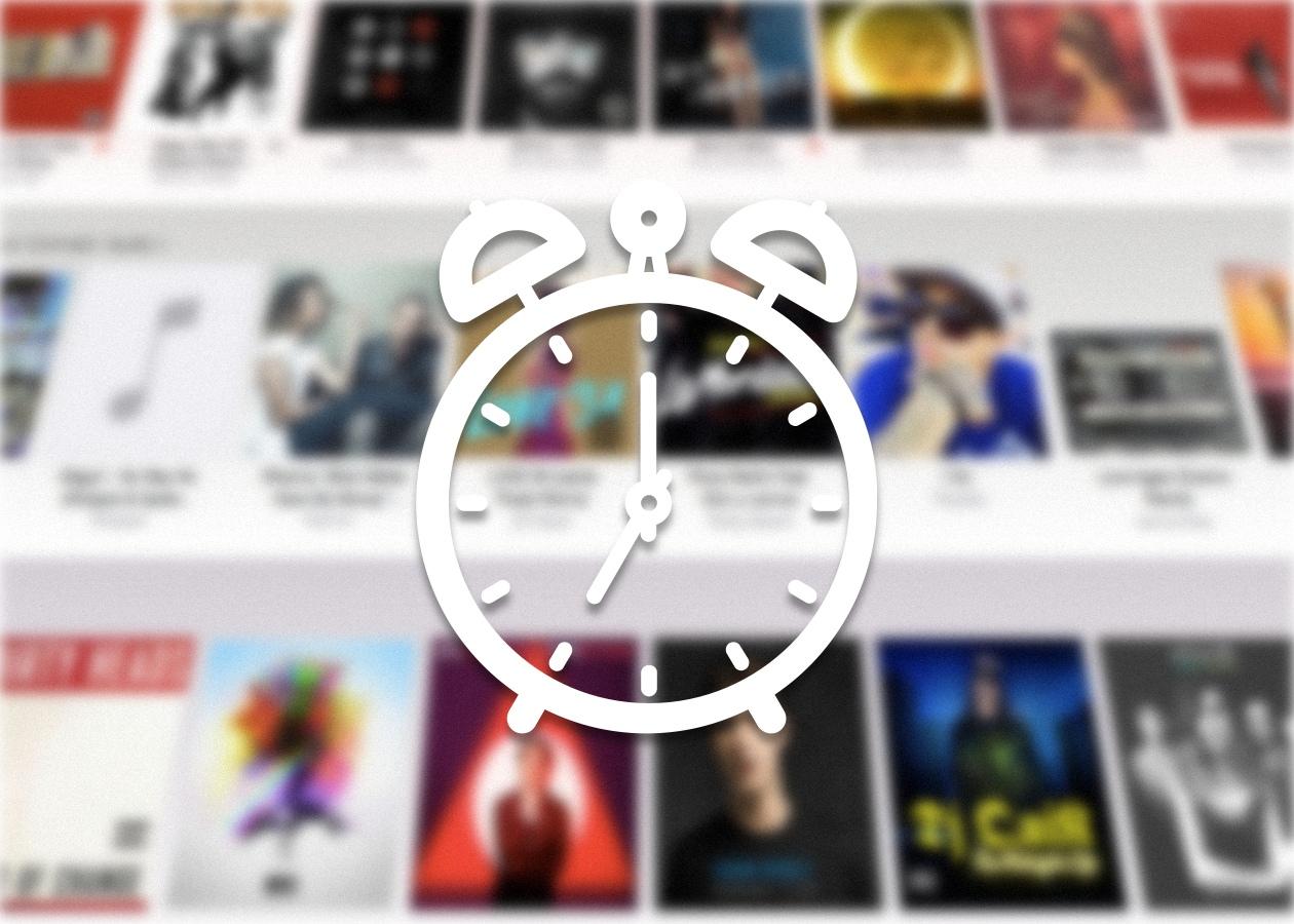Как установить на будильник любой трек из Apple Music