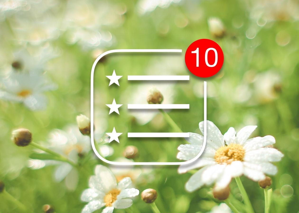 10 лучших приложений июля