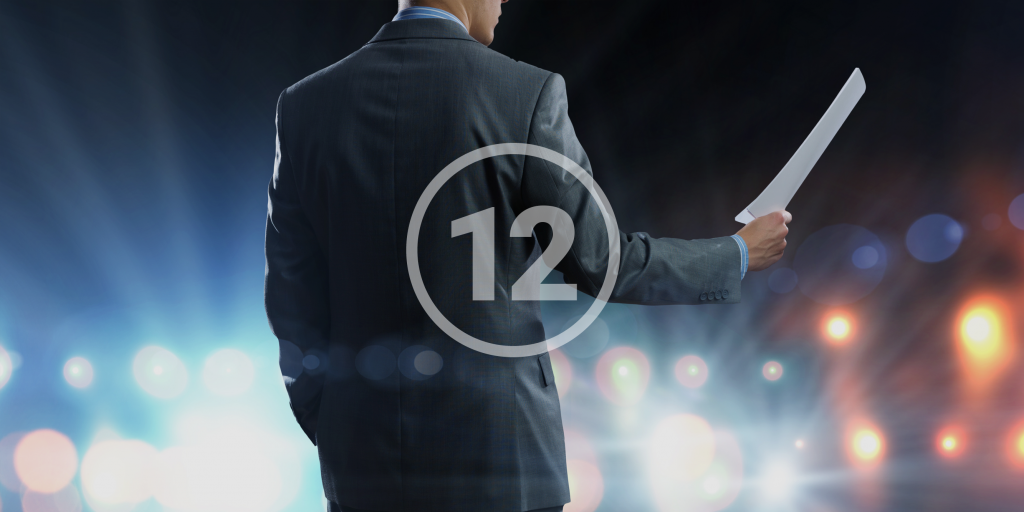 12 советов сотрудников TED тем, кто выступает на публике