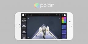Polarr для iOS —мощный фоторедактор в кармане