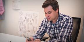 Рабочие места: Александр Пятигорский, директор по цифровым коммуникациям компании «Билайн»