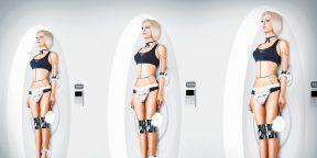 Секс и роботы. Как технологии изменят нашу сексуальную жизнь