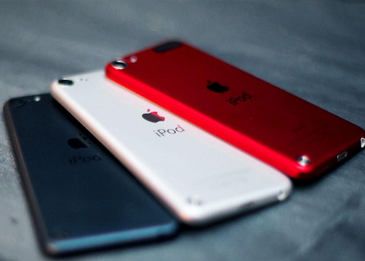 В iTunes 12.2 обнаружили упоминания новых iPod