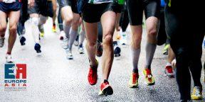 Europe — Asia: первый международный марафон в Екатеринбурге