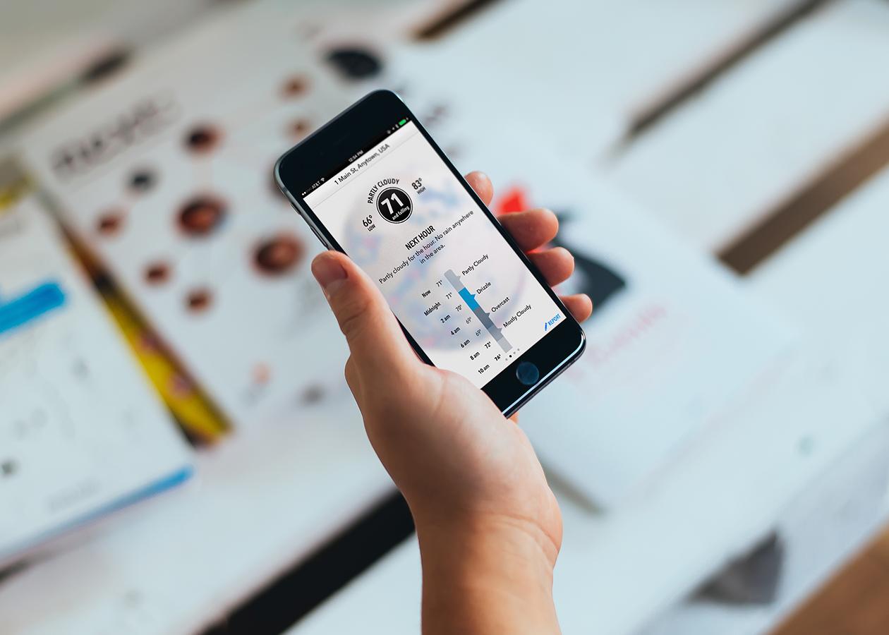 Как использование датчиков iPhone изменило подход к прогнозированию погоды