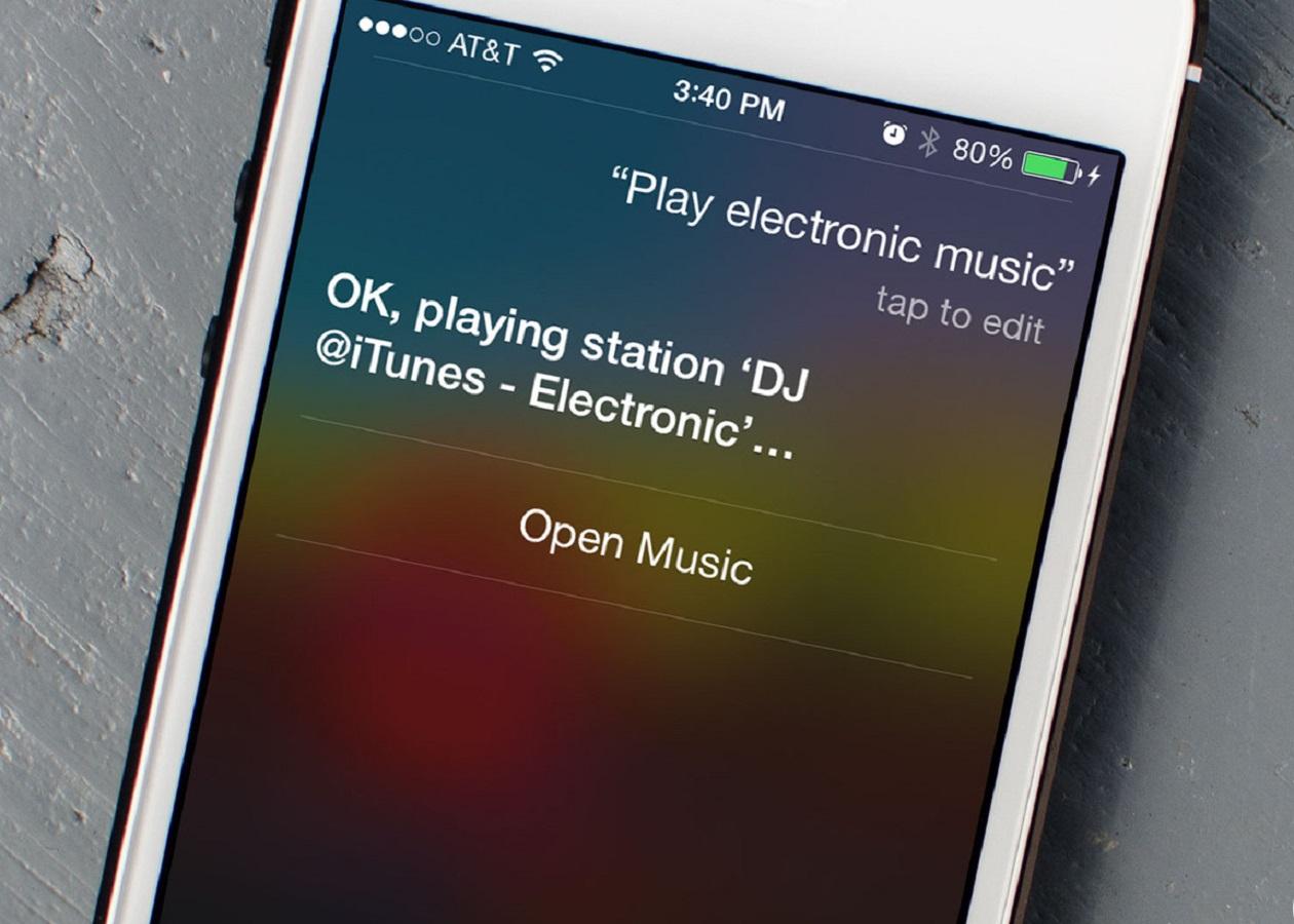 Как управлять Apple Music с помощью Siri