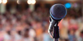Как сохранять спокойствие во время публичных выступлений