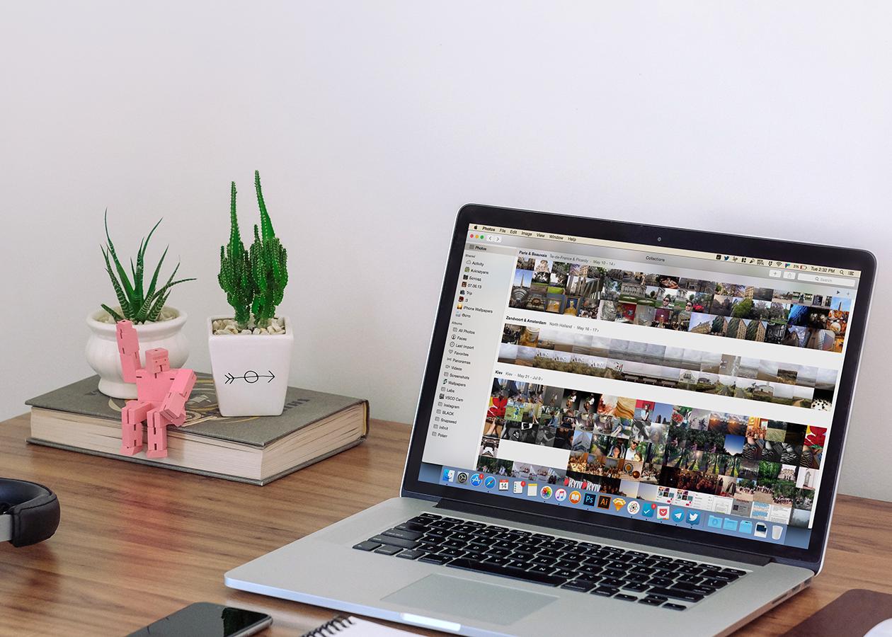Photos 1.1 — новые функции встроенного фоторедактора OS X