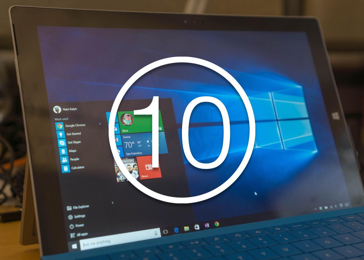 10 главных нововведений Windows 10