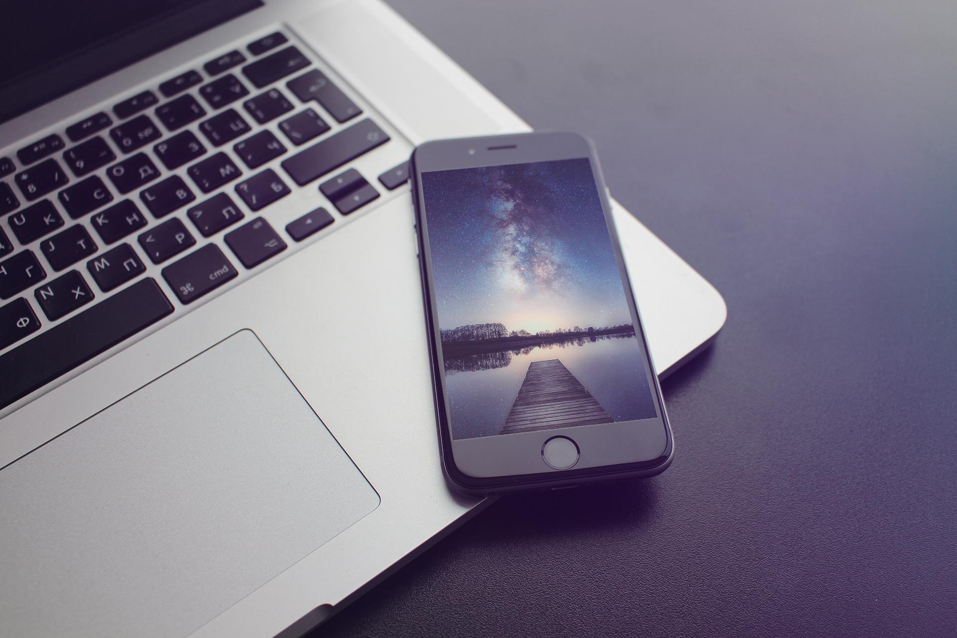 Красивые обои Xiaomi Redmi Note 2 специально для iPhone