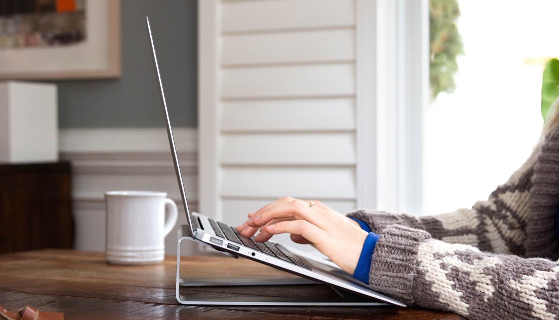 ParcSlope — продуманная подставка, которая сделает вашу работу за MacBook комфортнее