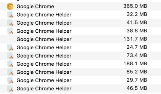 Chrome для Mac стал наконец быстрее