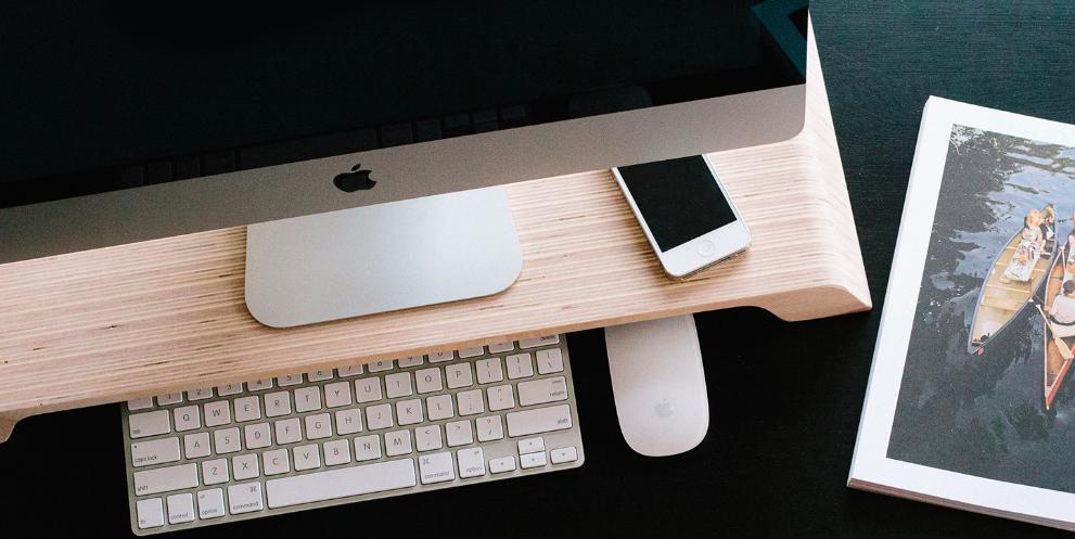 """LIfta — элегантный органайзер для """"яблочного"""" рабочего стола"""