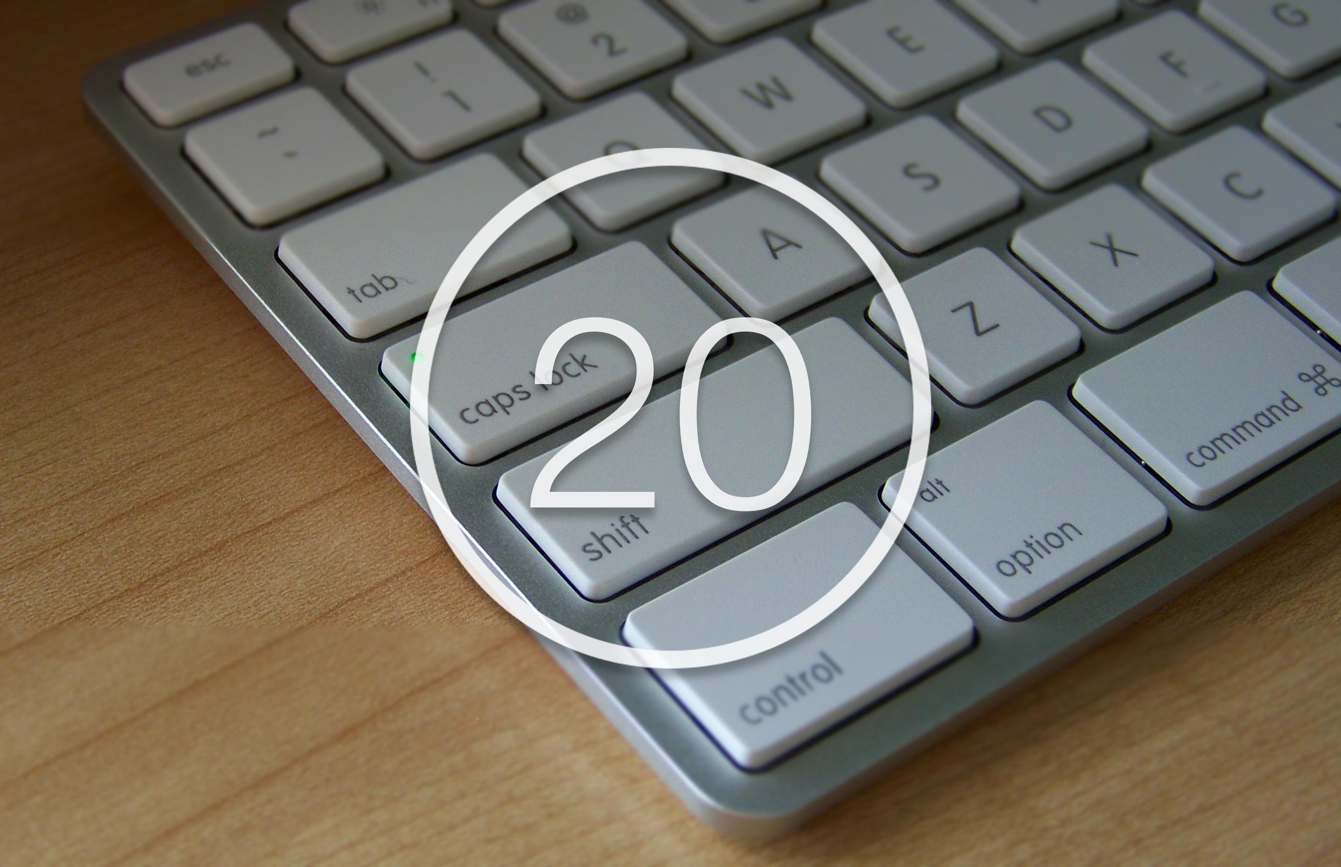 20 «горячих клавиш» для работы с текстом на Mac, которые должен знать каждый