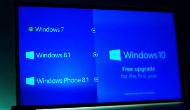 Почему нельзя выполнять чистую установку Windows 10 обладателям Windows 7 и 8