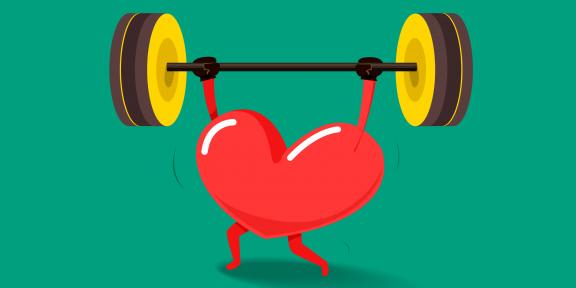 Как не навредить сердцу и сосудам, занимаясь в спортзале