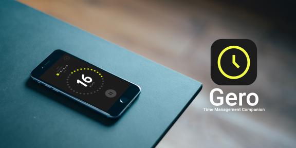 Gero —тайм-менеджер для iOS от создателей Monument Valley