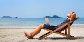 Как научиться отдыхать: 8 правил хорошего отпуска