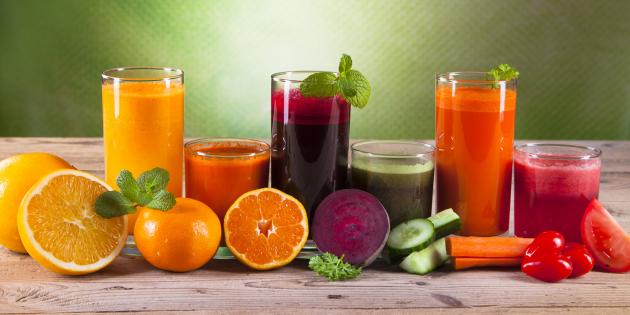 10 лечебных соков на все случаи жизни: от похмелья, целлюлита, запоров и не только