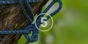 5 простых узлов, которые могут вам пригодиться