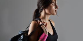 Что и зачем должно быть в спортивной сумке каждого атлета