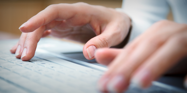 Как делать меньше ошибок при наборе текста