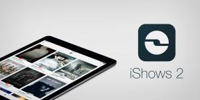 iShows для iPhone позволяет следить за любимыми сериалами