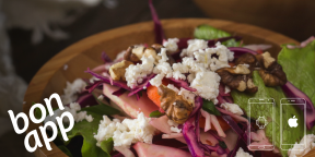 Приложение Bon app — бесконечный поток кулинарного вдохновения