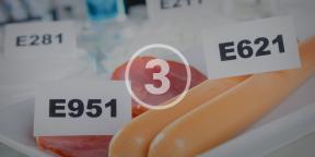 3 распространённые пищевые добавки, вызывающие зависимость