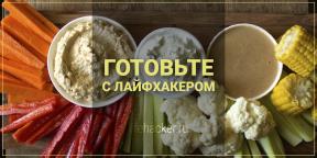 3 соуса дип для овощей
