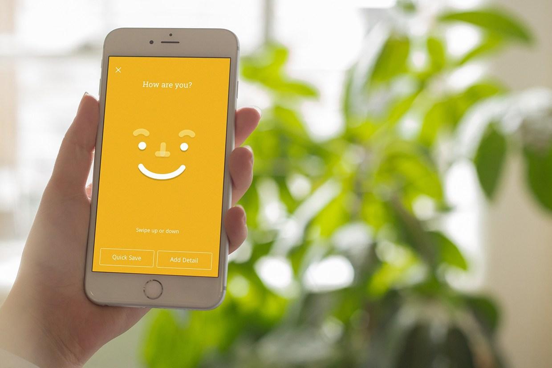 Moodnotes для iOS — дневник, фиксирующий не только ваши мысли, но и настроение