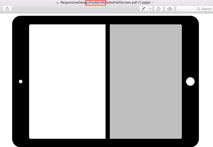 iPad mini 4 будет поддерживать режим Split View из iOS 9