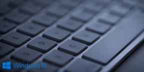 Горячие клавиши Windows 10, которые необходимо знать