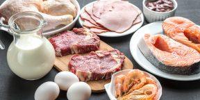 Диета для тех, кто любит мясо