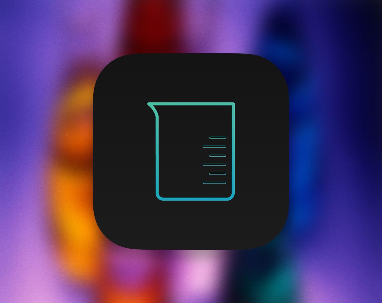 Beaker для iOS —смешивайте реагенты и смотрите на химические реакции