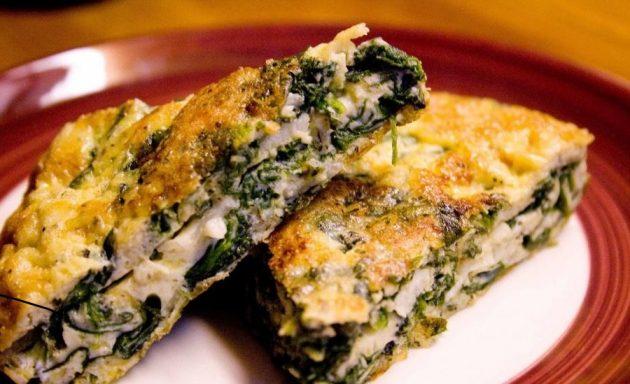 Рецепты с грибами: запеканка с солёными грибами
