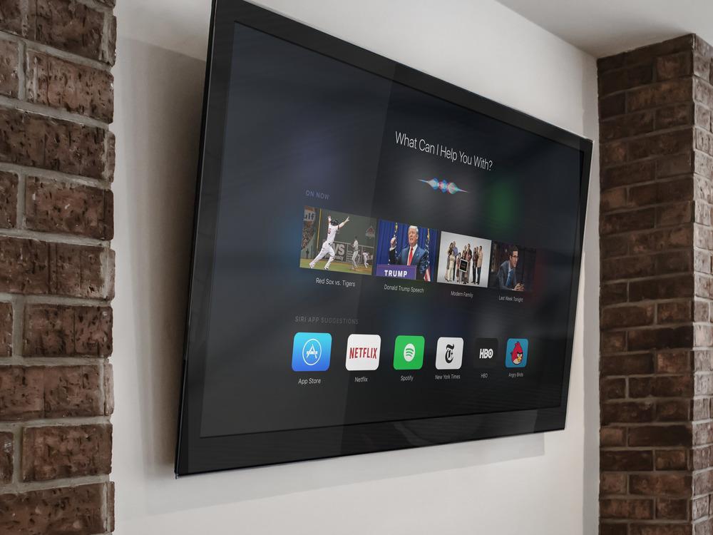 Концепт Apple TV c iOS 9, который выглядит безумно круто