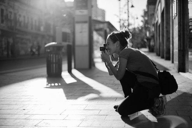 Чему научиться: освоить фотографию