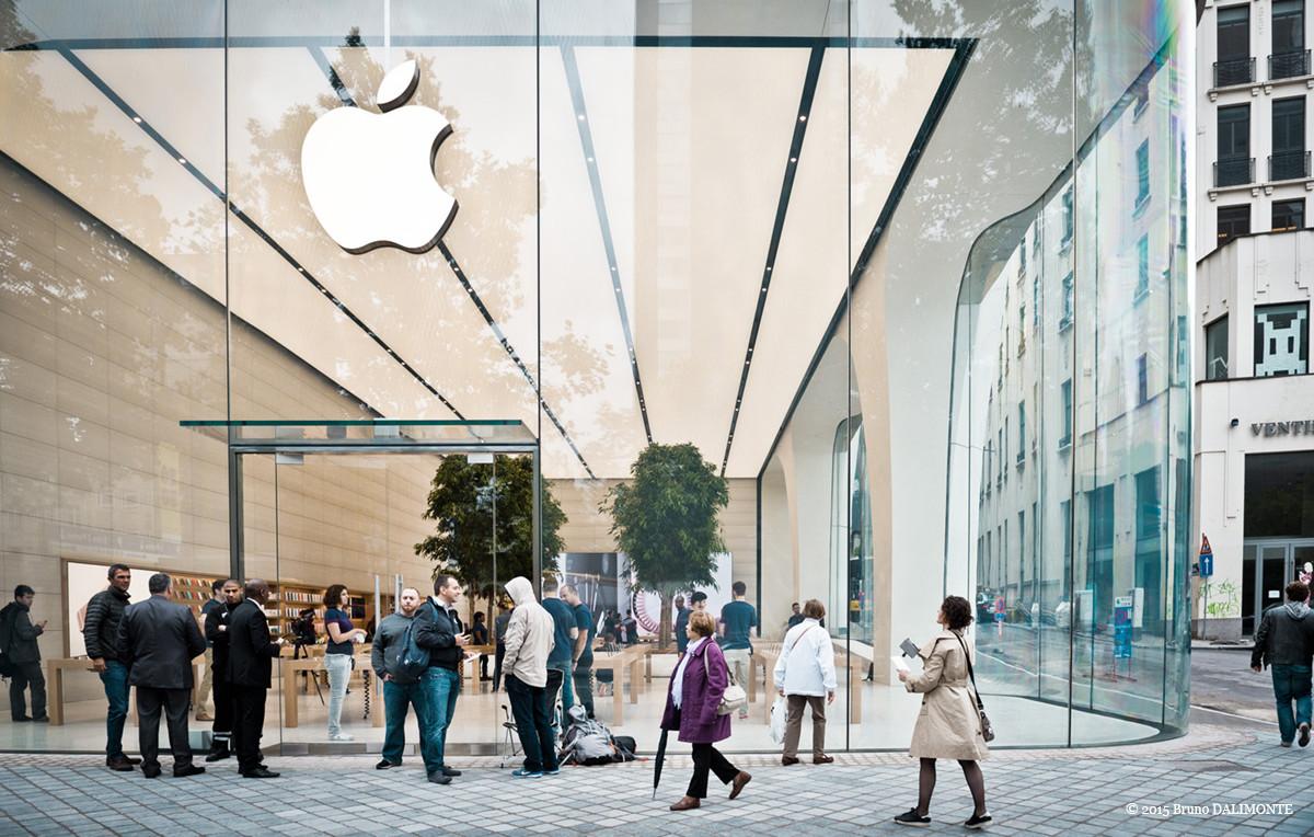 Apple установила новый рекорд — 13 миллионов проданных iPhone 6s за выходные