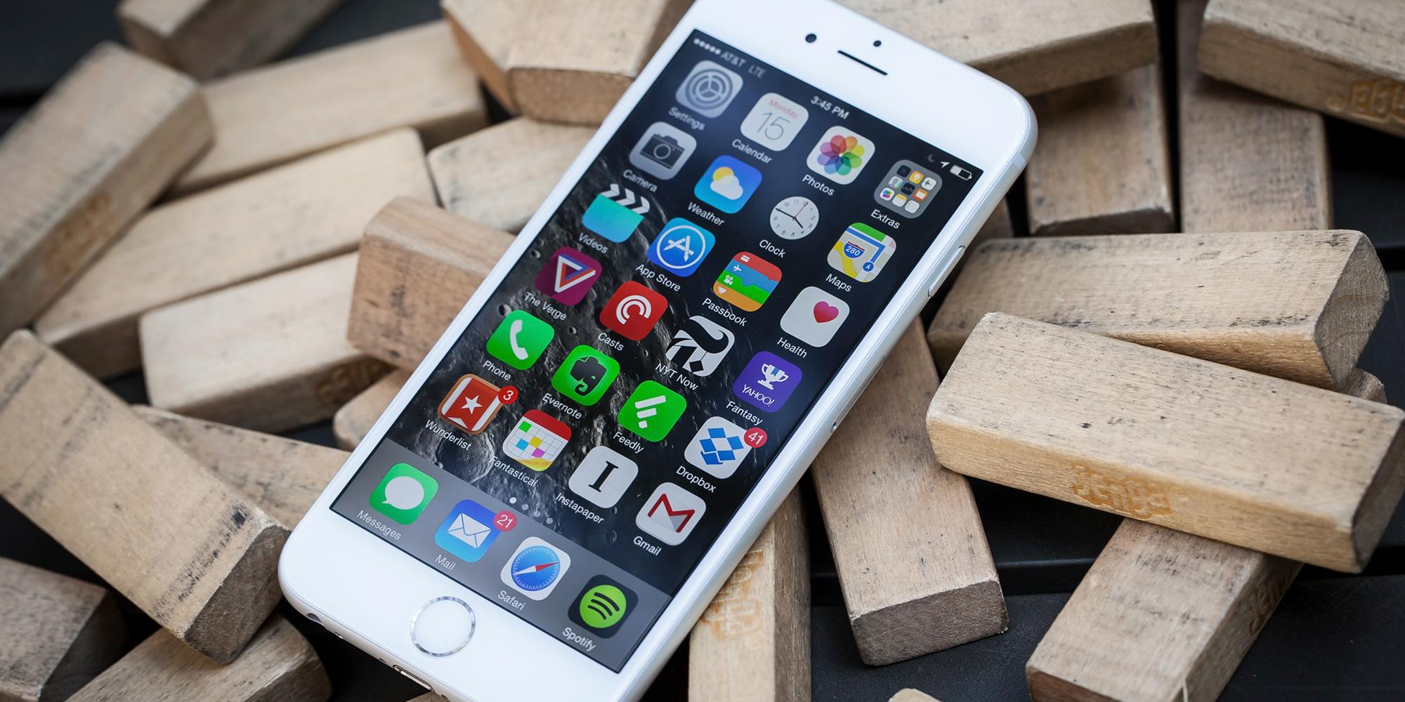 Улучшаем производительность iOS 9 за три простых шага