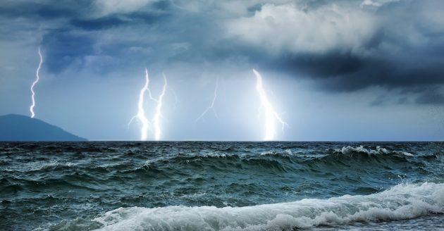 Фотография в плохую погоду