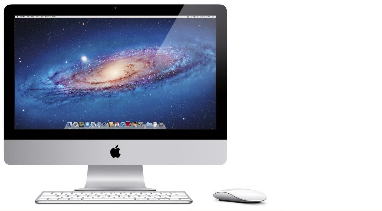 Apple может разрабатывать 21,5-дюймовый iMac с 4K-дисплеем Retina
