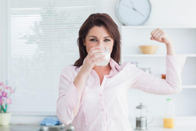 Зачем пить молоко: сильный иммунитет