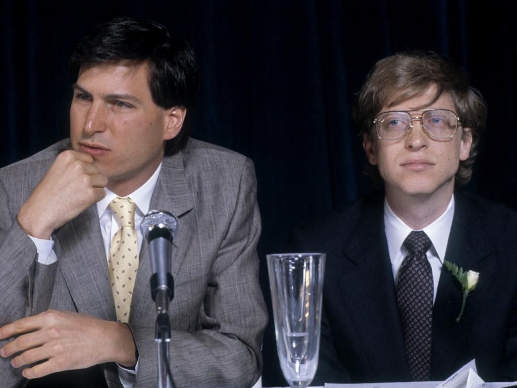 Почему Джобса любят больше, чем Гейтса